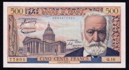 France 500 Francs 4.3.1954 XF-aUNC - 1871-1952 Anciens Francs Circulés Au XXème