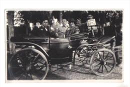 Udine, Foto Ricordo In Carrozza - F.p. - Anni 1920 - Udine