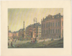 Menu Double. Sabena. Club Des Gastronomes. Liège. Hôtel De Ville. - Menus