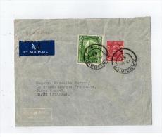 Lettre De ZANZIBAR Pour La France 1947 - Zanzibar (...-1963)