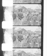 Kino Cinéma - 1954 -film Privé 8mm Noir Et Blanc , Et CouleursCONGO BELGERETOUR 1954KWANGOPARC ALBERT PYGMEES - 35mm -16mm - 9,5+8+S8mm Film Rolls