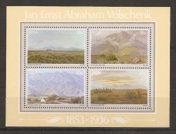 AFRICA DEL SUR 1979 - Yvert #H6 - MNH ** - Hojas Bloque
