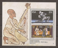 AFRICA DEL SUR 1981 - Yvert #H11 - MNH ** - Blocs-feuillets