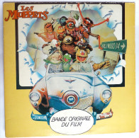 RARE Disque Vinyle 33T LES MUPPETS - LA BANDE ORIGINALE DU FILM - CBS 70179 1979 - Disques & CD