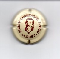 CAPSULE  CLOUET André       Ref 1 !!!! - Champagne