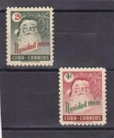 Cuba Nº 417 Y 418 - Nuevos