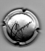 Capsule Champagne  Verre Bulles - Champagne