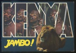 Kenia *Jambo* Ed. Kenya Stationers Nº 062. Circulada 1979. - Kenia