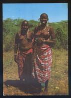 Kenia *Masai Women* Ed. East Africa Nº 1302. Escrita. - Kenia