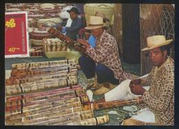 Madagascar. Tananarive *Le Zoma. Marchands De Valihas* Ed. Opticam Nº 169. Circulada 1978. - Madagascar