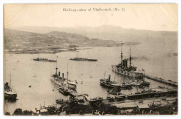 Vladivostok. Bird´s-eye-view Of Vladivostok. No. 3. RPPC - Russie