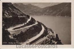 Riva Strada Del Ponale - Trento