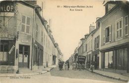 MERY SUR SEINE RUE GRANDE - France