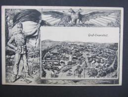 AK GROSS ENZERSDORF Collage 1917 /// D*17395 - Gänserndorf