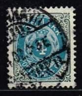 Norwegen 1875, Michel# 23 I YB O - Norvège