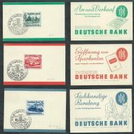 GERMANIA TERZO REICH 1939 SALONE AUTOMOBILE ANNULLO SPECIALE - Allemagne