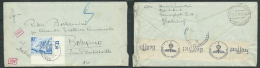 GERMANIA TERZO REICH LETTERA 1941 DA KARLSBAD A BOLZANO - CENSURA - 2 - Deutschland