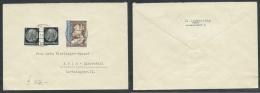 GERMANIA TERZO REICH LETTERA 1943 KOLN - Lettres & Documents