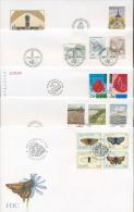 Aland 1994 Ersttagsbriefe 1994 FDC Komplett (X10194) - Ålandinseln