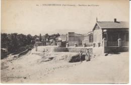 Colomb-Bechar Algeria, Officers Buildings, C1910s Vintage Postcard - Bechar (Colomb Béchar)
