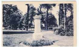 02 Bohain Monument Aux Morts - France