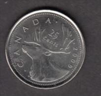 #AA, Canada, 25¢, 2009 - Canada