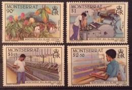 Montserrat MNH ** 1985 - Sc # 569/562 - Montserrat