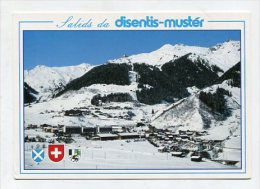 SWITZERLAND - AK 238034 Salids Da Disentis-mustér - GR Grisons