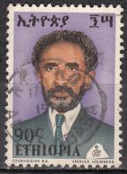 Ethiopia    Scott No.   685      Used     Year  1973 - Etiopia