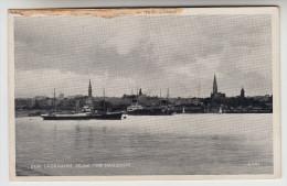 Postcard Dublin, Dun Laoghaire From The Harbour (pk23033) - Dublin