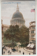 Postcard London, St Pauls Cathedral (pk23036) - St. Paul's Cathedral