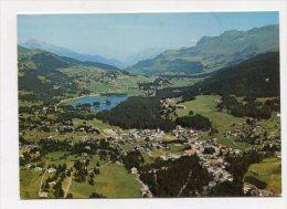 SWITZERLAND - AK 238131 Lenzerheide Mit Heidsee, Valbella Und Stätzerhorn - GR Graubünden