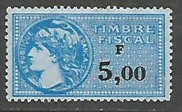 FISCALE  N� 438 NEUF  SANS GOMME