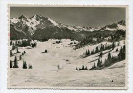 SWITZERLAND - AK 238158 Lenzerheide - Abfahrt N.Tgantieni ... - GR Grisons