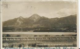 AK 0219  Faakersee Mit Mittagskogel Und Türkenkopf - Verlag Frank Um 1933 - Faakersee-Orte