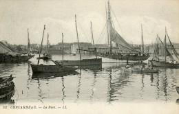 CONCARNEAU -29- LE PORT - Concarneau