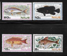 Niue 1973 Fish MNH - Niue