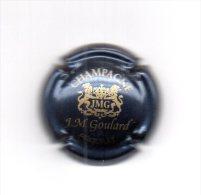 CAPSULE  GOULARD J.M      Ref 4 !!!! - Champagne