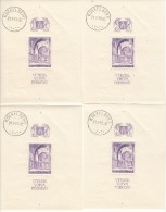 BL9 (10) **, Cote = 250 € (X12195) - Blocks & Kleinbögen 1924-1960