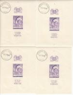 BL9 (10) **, Cote = 250 € (X12231) - Blocks & Kleinbögen 1924-1960