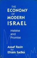 The Economy Of Modern Israel: Malaise And Promise By Razin, Assaf; Sadka, Efraim (ISBN 9780226705897) - Économie