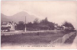 1166- MARIGNIER - Les Hôtels Et La Gare -ed. L.F. - France