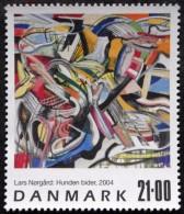 Denmark 2004   MiNr.1382 MNH  (**) KUNST  ( Lot  B 2083 ) - Unused Stamps