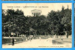 U223, Largentière, Les Récollets, Animée, Circulée 1923 - Largentiere