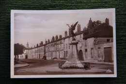 TOUL - Cours D'ALSACE LORRAINE Et Le Monument De L'Aviation - Toul