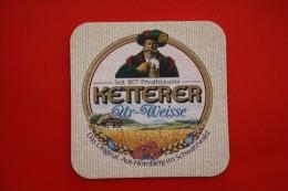 SOUS BOCKS Ketterer  9 R / V - Sous-bocks