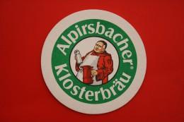 SOUS BOCKS ALPIRSBACHER KLOSTERBRAU - Sous-bocks