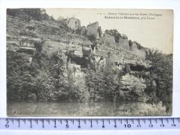 CPA (24) Dordogne - Station Préhistorique Des Eyzies - Ruines De La Madeleine, Près Tursac - France