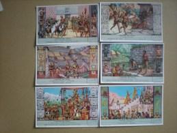 Chromos Liebig,(G1) L'empire Des Incas - Liebig