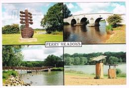 H3472 Peterborough - Ferry Meadows / Viaggiata - Inghilterra